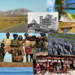 Paysage sud malgache