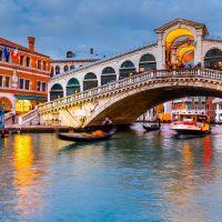 Des vacances d'été à Venise