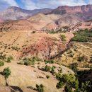 Randonnée dans le jebel SAGHRO  Maroc