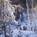Aventure dans le Grand Nord Canadien,