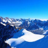 Chamonix : l'aiguille du midi, le lac blanc, la mer de glace…