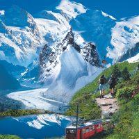 Vacances d'été à la montagne: un voyage au cœur de la nature