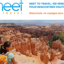 Zoom sur la nouvelle application Meet to Travel