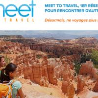 Zoom sur la nouvelle application Meet to Travel