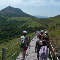 Classe découverte et séjour scolaire dans les volcans d'Auvergne