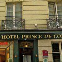 L'hôtel romantique Prince de Condé