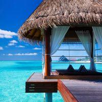Que faire aux Maldives quand il pleut ?