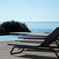 Location d'une villa très haut de gamme sur Santa Gulia Corse-du-Sud.