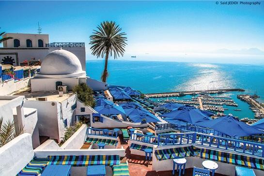 Sidi Bou Said , Santorin de la Tunisie