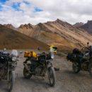 S'enivrer des splendeurs de la Mongolie à moto !