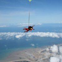 Les meilleurs spots français pour un saut en parachute