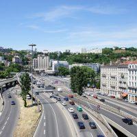 Un taxi pas cher pour découvrir les rues de Lyon