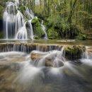 Voyage : la cascade de Glandieu