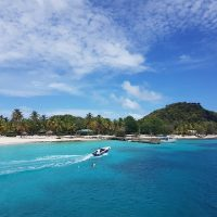 Découvrir les Grenadines en catamaran